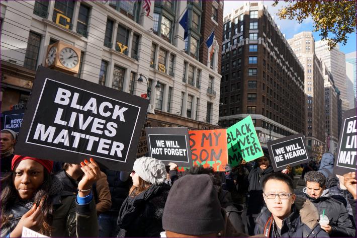 Black Lives Matter Black Friday by The All-Nite Images, Flickr